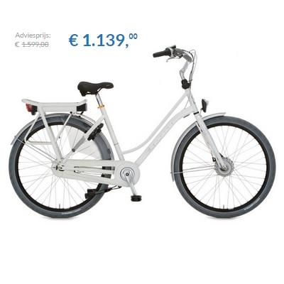 elektrische fiets cortina ecomo roots 2015 dames